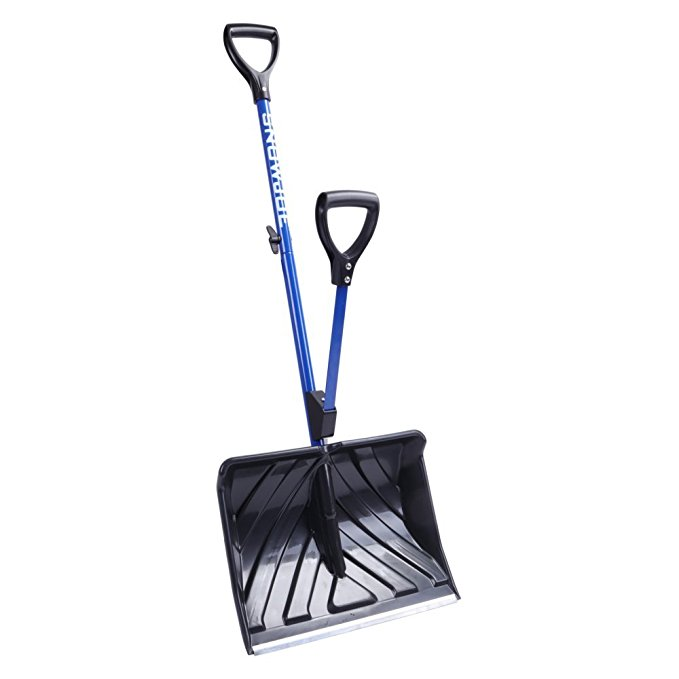 Normally $30, this snow shovel is 32 percent off (Photo via Amazon)