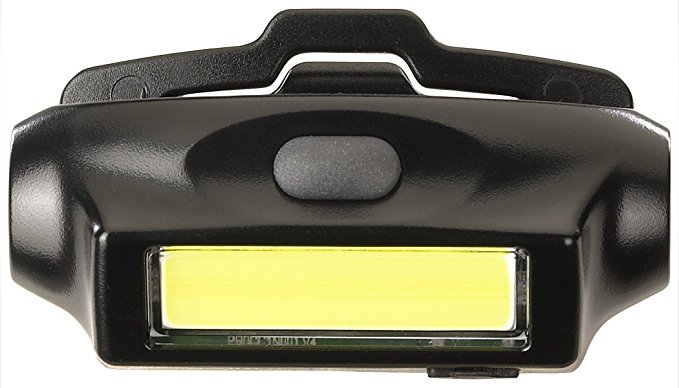 Normally $21, this headlamp is 22 percent off today (Photo via Amazon)