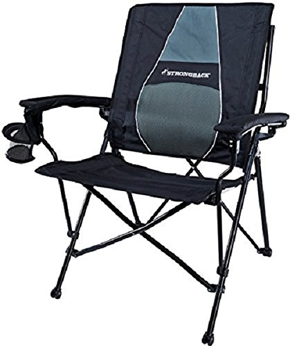 Normally $100, this camping chair is 25 percent off today (Photo via Amazon)