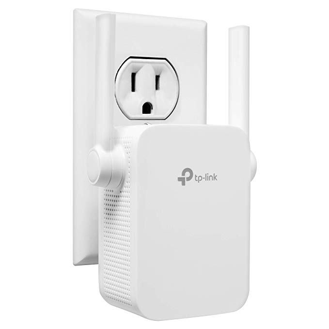 Normally $30, this WiFi range extender is 40 percent off (Photo via Amazon)