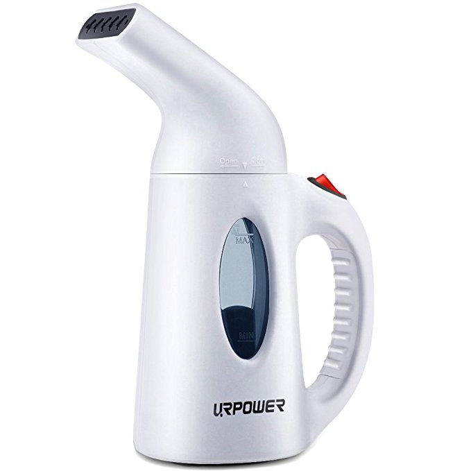 Normally $40, this garment steamer is 45 percent off (Photo via Amazon)