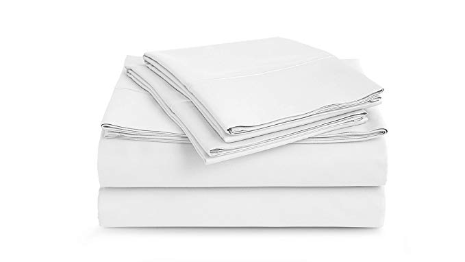 Normally $60, this sheet set is 25 percent off today (Photo via Amazon)