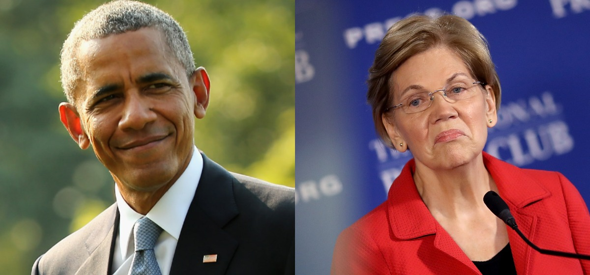 Obama Campaign Manager Says Warren's DNA Results Hurts Democrats In 2018
