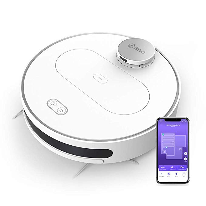 Normally $460, this robotic vacuum cleaner is 30 percent off with this code (Photo via Amazon)