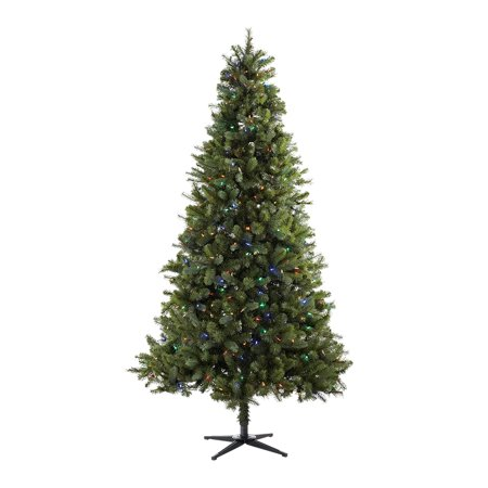 Normally $180, this tree is 62 percent off (Photo via Walmart)