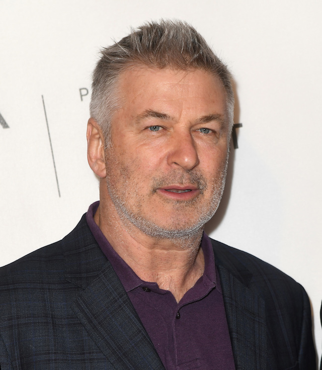 Alec Baldwin attends 'The Seagull' screening during 2018 Tribeca Film Festival at SVA Theatre on April 21, 2018 in New York City. (Photo credit: ANGELA WEISS/AFP/Getty Images)
