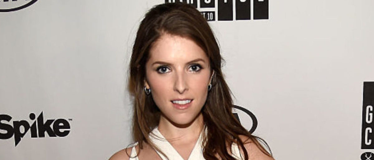 CULVER CITY, CA - JUNE 04: Actress Anna Kendrick attends Spike TV's 10th Annual Guys Choice Awards at Sony Pictures Studios on June 4, 2016 in Culver City, California. (Photo by Frazer Harrison/Getty Images for Spike TV)