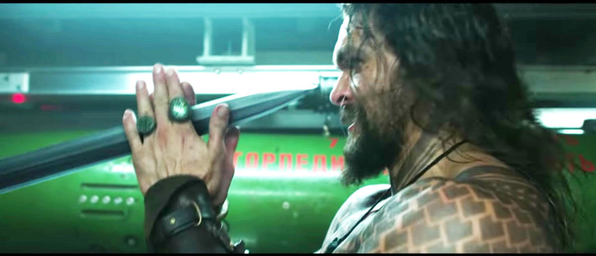 Aquaman (Credit: Screenshot/YouTube Warner Bros. Pictures)