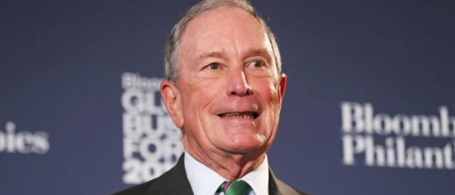 'China Listens To The Public': Mike Bloomberg Says Communist China Is Not A Dictatorship