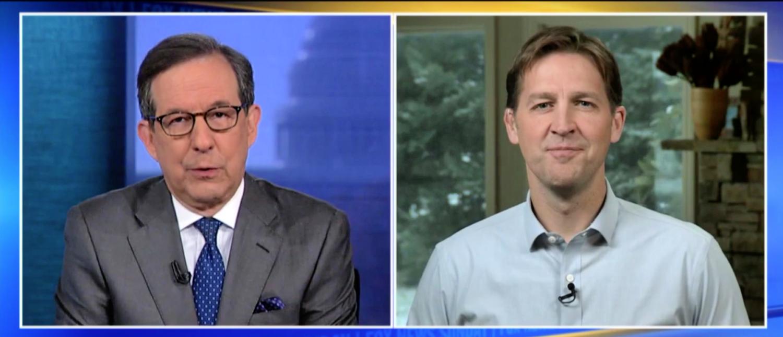 Sen. Ben Sasse speaks to Fox News Sunday on Nov. 25. (Screenshot)
