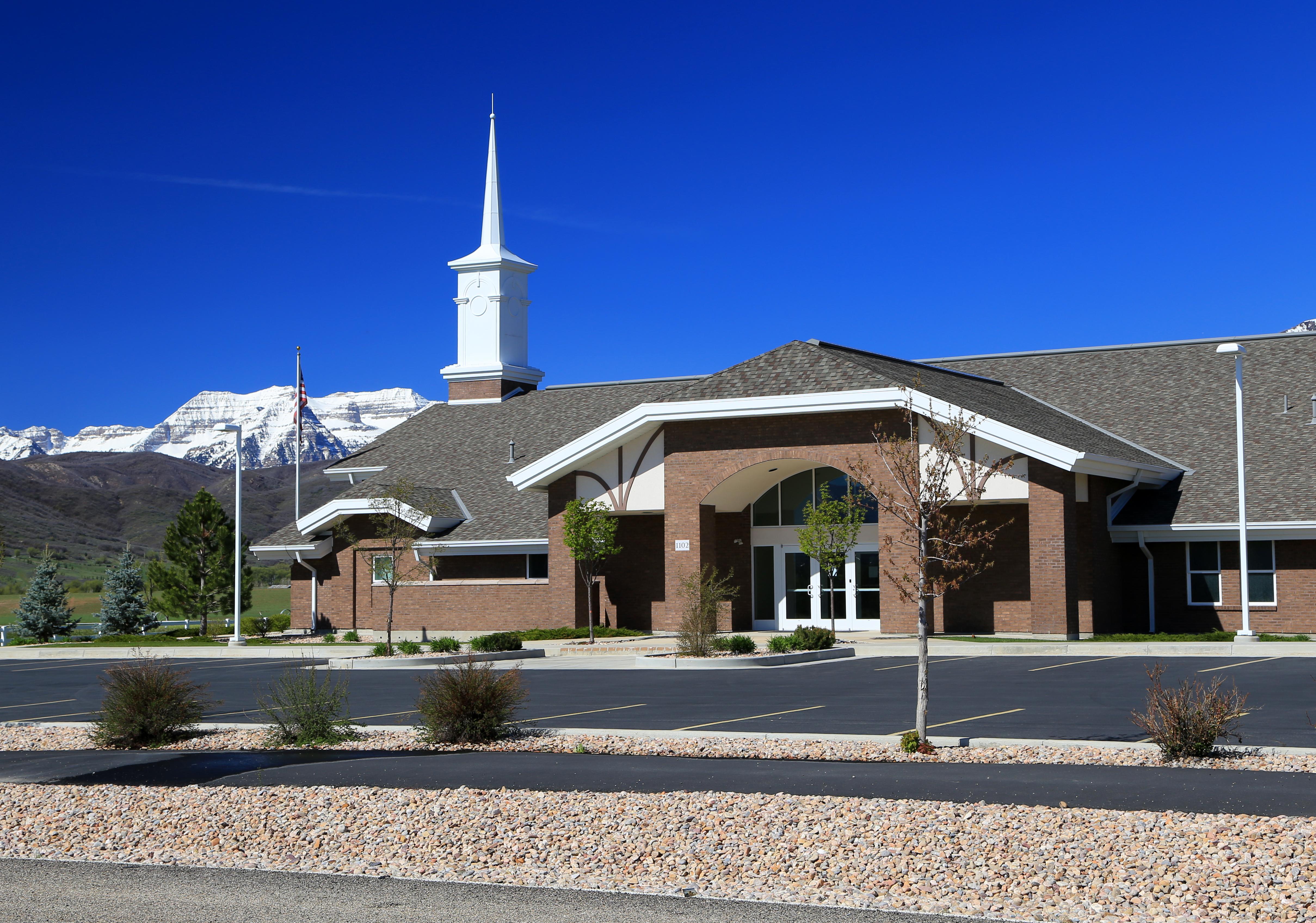 Church Parking Lot (Shutterstock/Johnny Adolphson)
