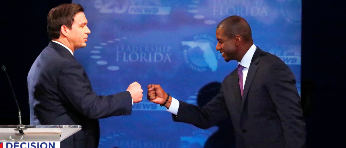 Image result for Gillum, Nelson Lawyers Fight To Include Non-Citizens Vote In Florida