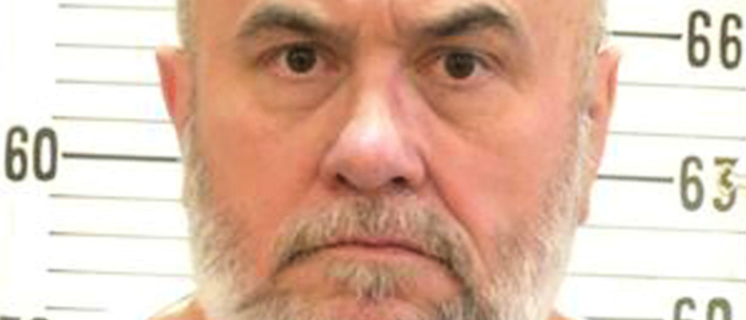 Death Row inmate Edmund Zagorski is shown in this undated photo provided November 1, 2018. Tennessee Department of Corrections/Handout via REUTERS