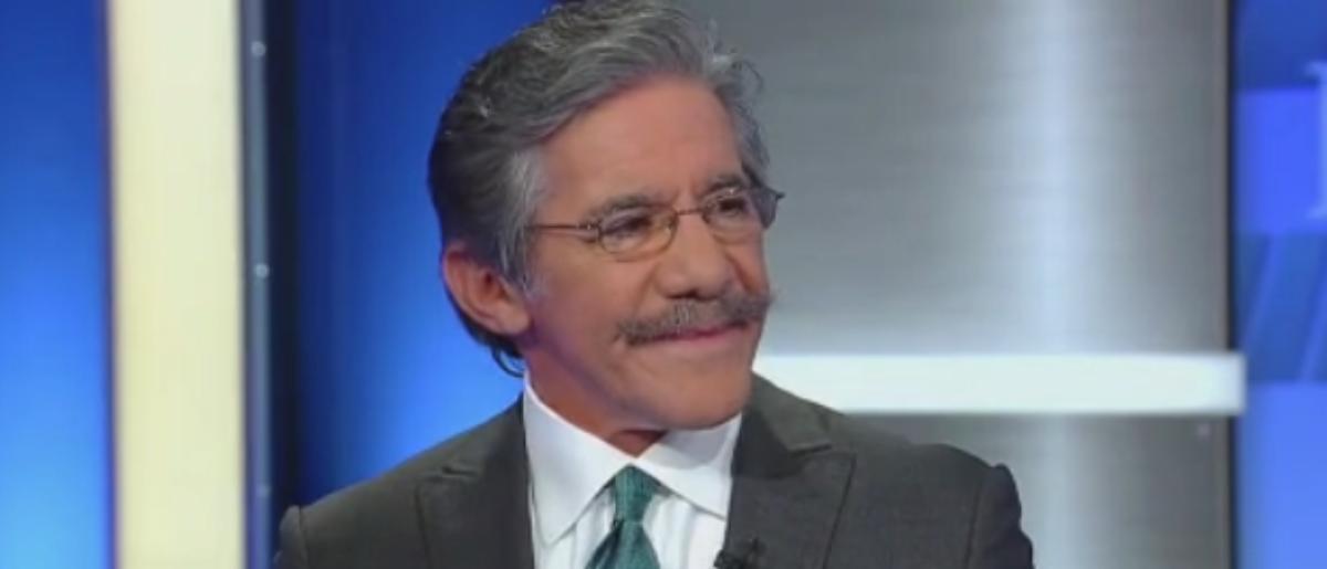 Geraldo Rivera Snaps Over CNN's Attack On Fox News: 'F*ck You And F*ck Russia'