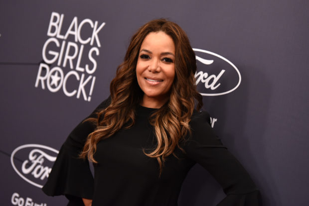 NEWARK, NJ - AUGUST 26: Sunny Hostin attends the Black Girls Rock! 2018 Red Carpet at NJPAC on August 26, 2018 in Newark, New Jersey. (Photo by Dave Kotinsky/Getty Images for BET)