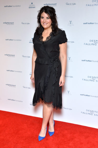Lewinsky Reveals She Considered Committing Suicide During Affair Investigation