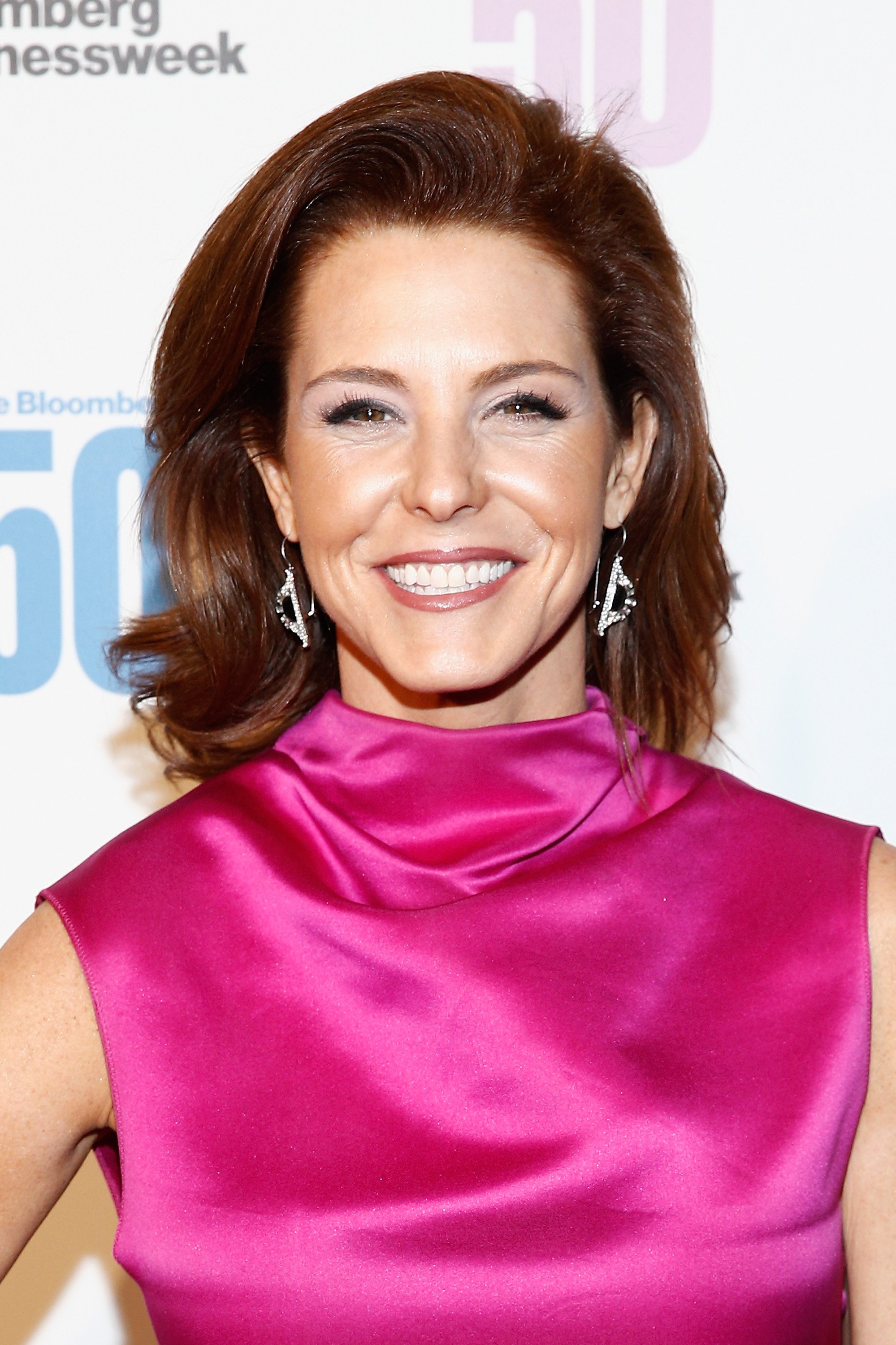 """NEW YORK, NY - DECEMBER 04: Broadcast journalist Stephanie Ruhle attends """"The Bloomberg 50"""" Celebration at Gotham Hall on December 4, 2017 in New York City. (Photo by Brian Ach/Getty Images for Bloomberg)"""