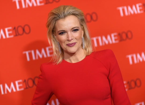 Megyn Kelly attends the TIME 100 Gala celebrating its annual list of the 100 Most Influential People In The World at Frederick P. Rose Hall, Jazz at Lincoln Center on April 24, 2018 in New York City. (Photo by ANGELA WEISS / AFP)