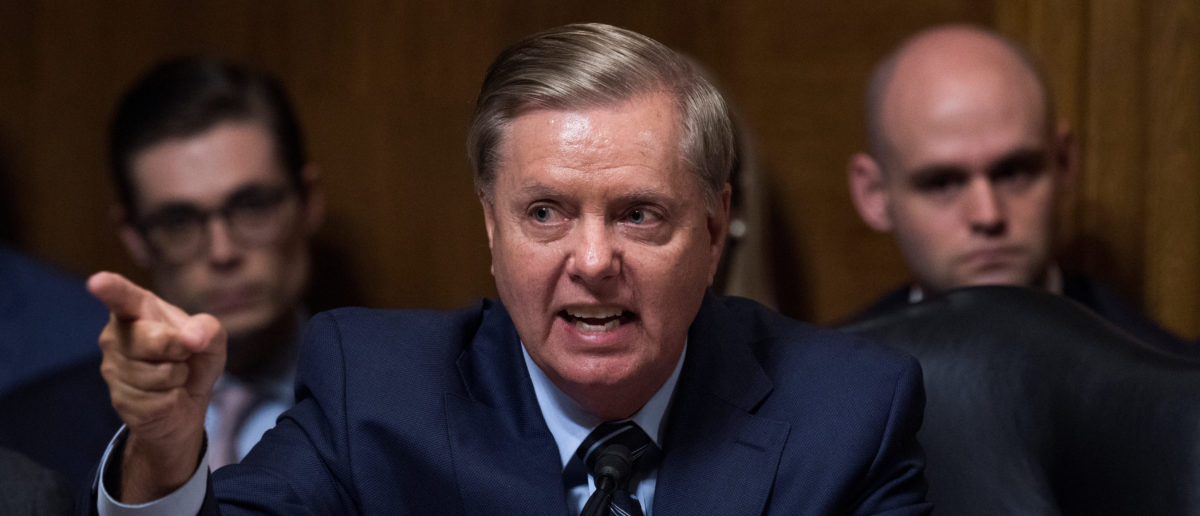 Lindsey Graham Set To Head Up Senate Judiciary