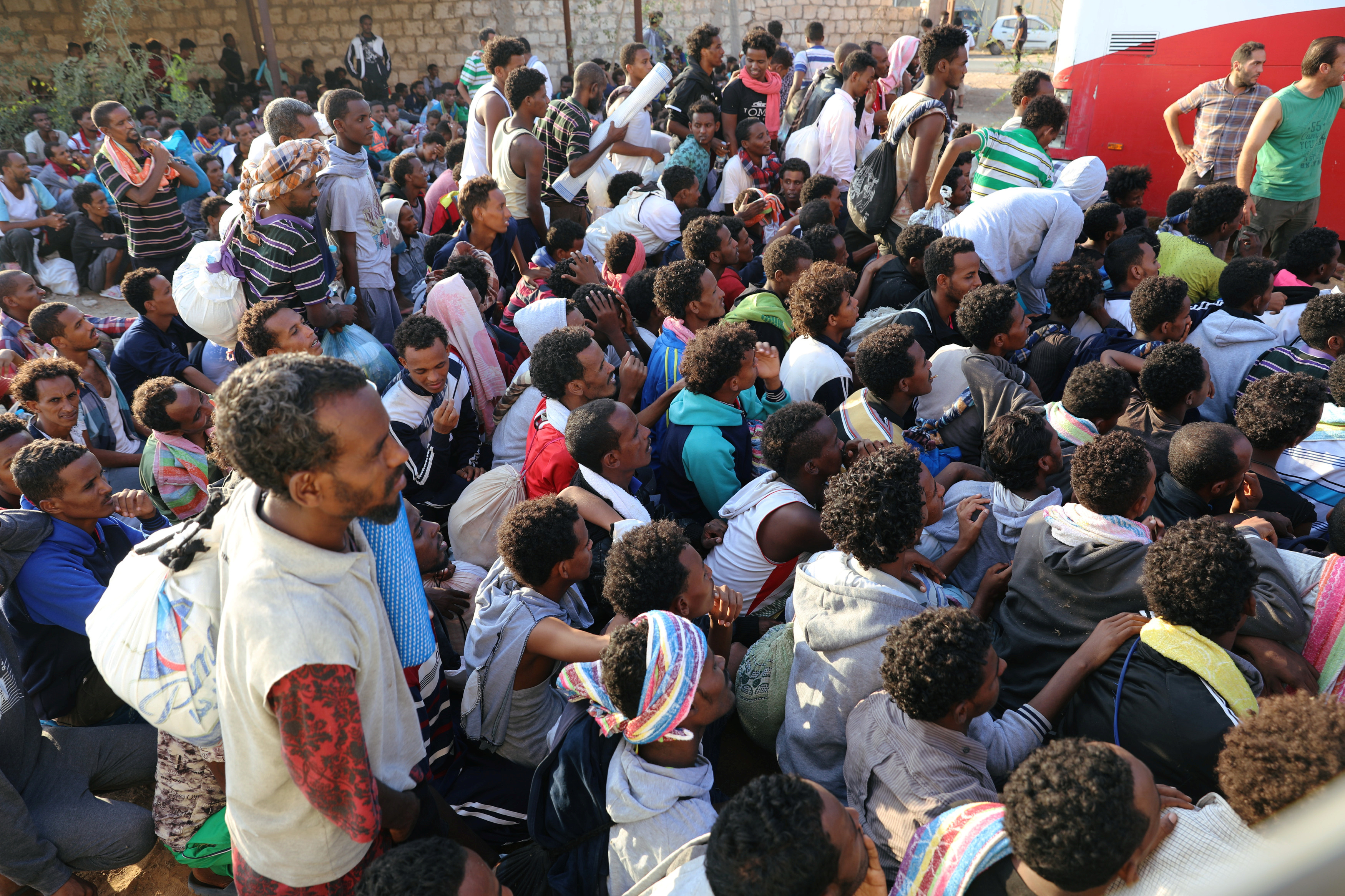 A Group Of Migrants Was Rescued At Sea. Now, They Refuse To Leave The Ship — Here's Why