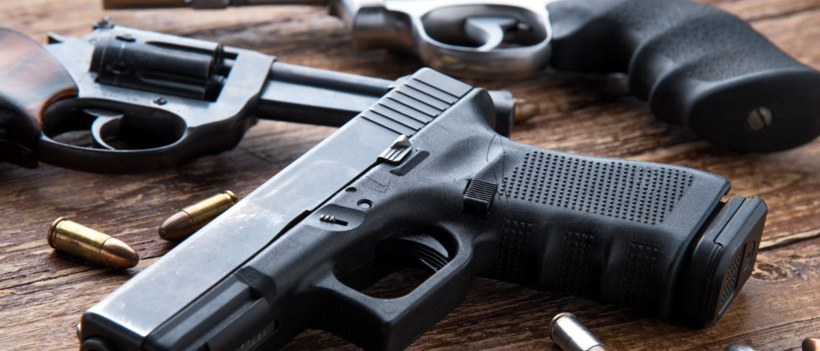 A Harvard student was asked by her landlord to look for another apartment after her roommates found guns. SHUTTERSTOCK/ Kiattipong