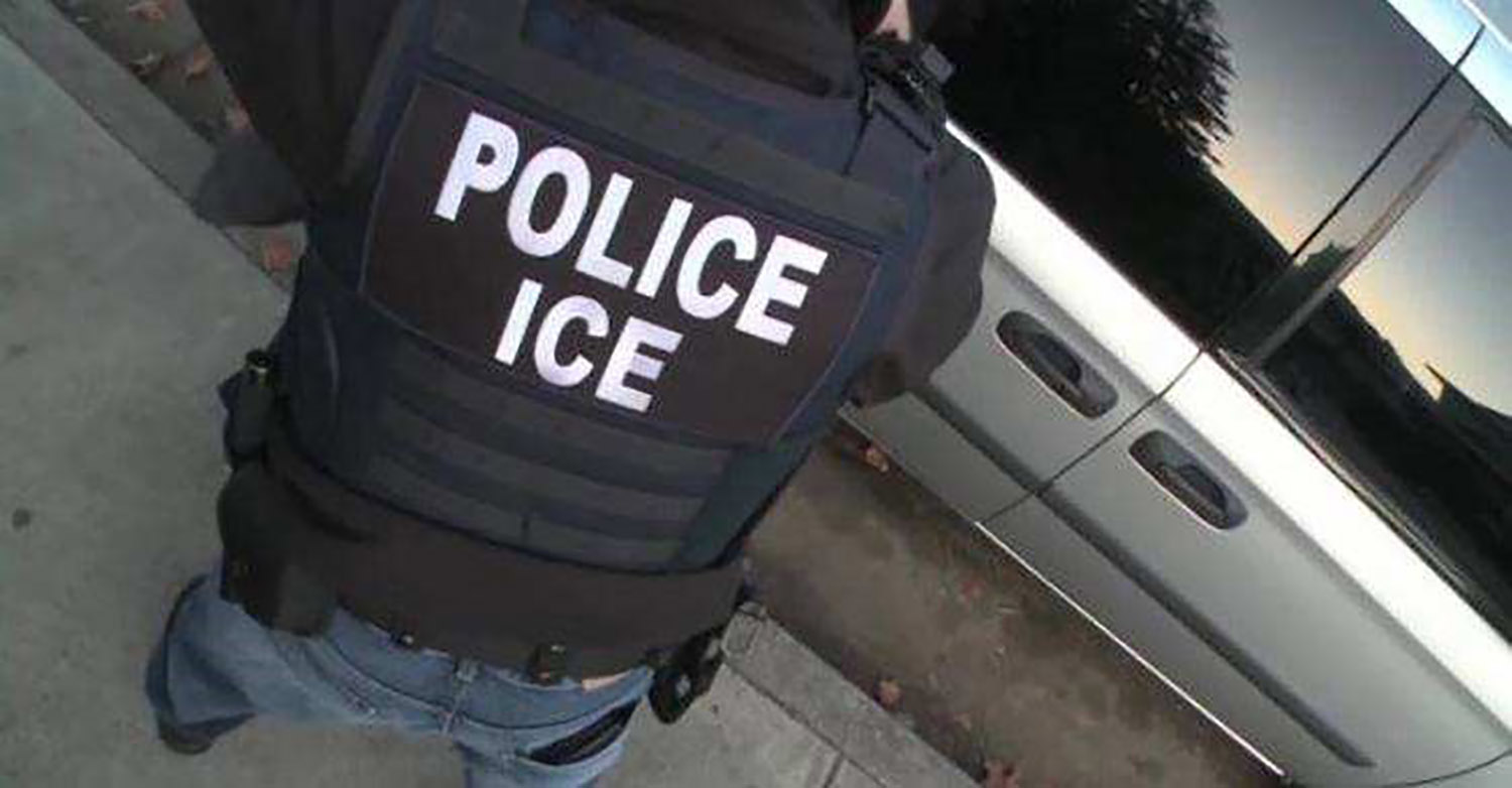 ICE ERO Newark arrests 37 individuals in Middlesex County, NJ enforcement surge. ICE.gov