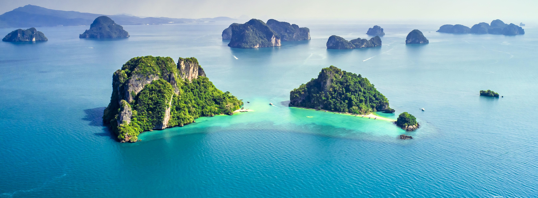 Island (Shutterstock/Kuw Penson)