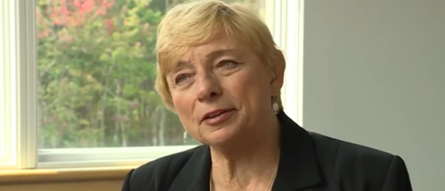 Janet Mills Maine gubernatorial candidate (YouTube/Screengrab - User: NEWS CENTER Maine)