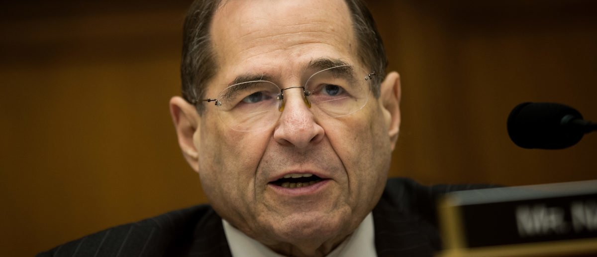 Pictured is U.S. Rep. Jerrold Nadler. (Photo by Drew Angerer/Getty Images)