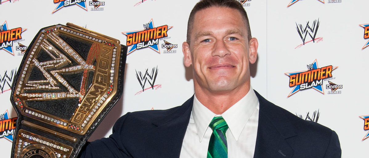 John Cena's Collaboration With This Huge Vodka Company Has Left Us With A Lot Of Questions [WATCH]