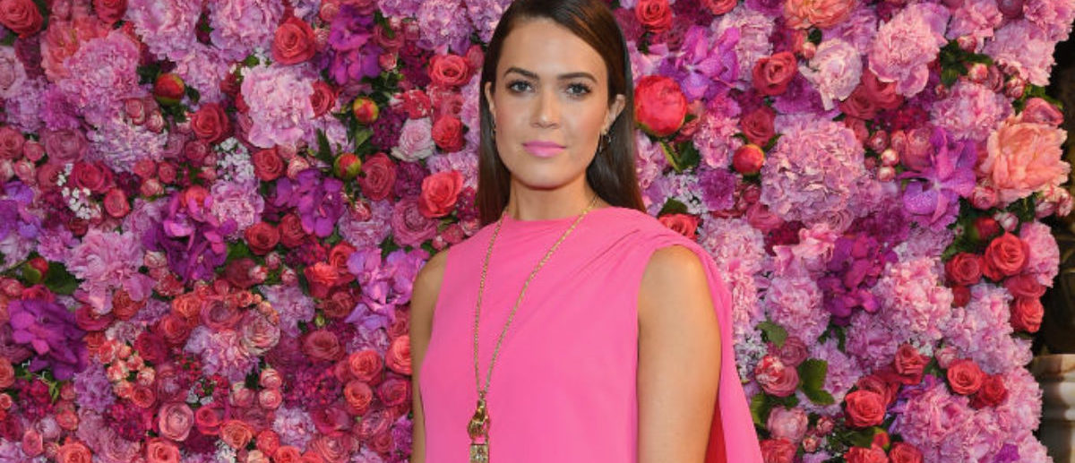 Everyone Is Talking About What Mandy Moore Wore To Get Married — See Why