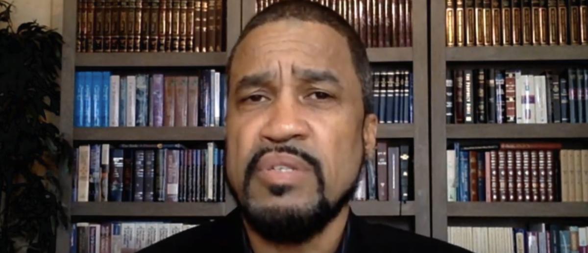 Pastor Darrell Scott Calls On Republican Senators To Pass Criminal Justice Bill