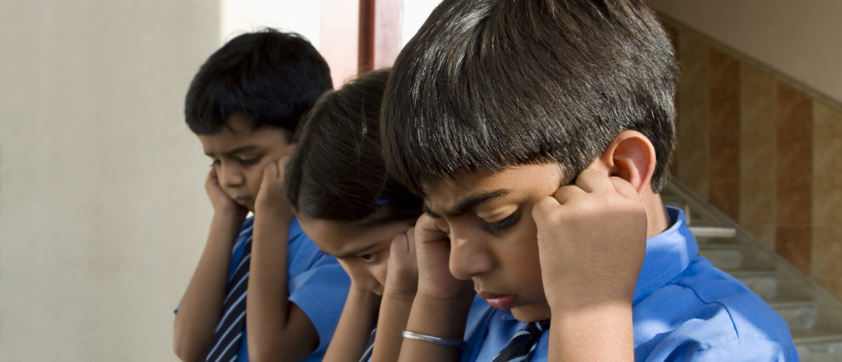 Advocates are pushing for New York City schools to reduce suspensions. SHUTTERSTOCK/ India Picture