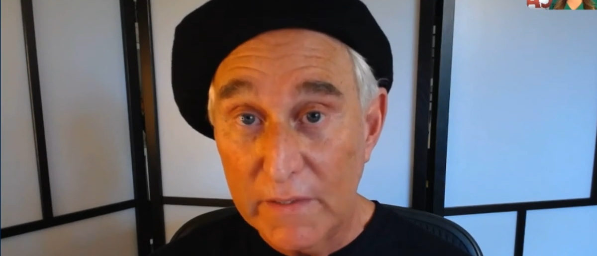 Roger Stone Weighs in on Bombshell Wikileaks Text Messages