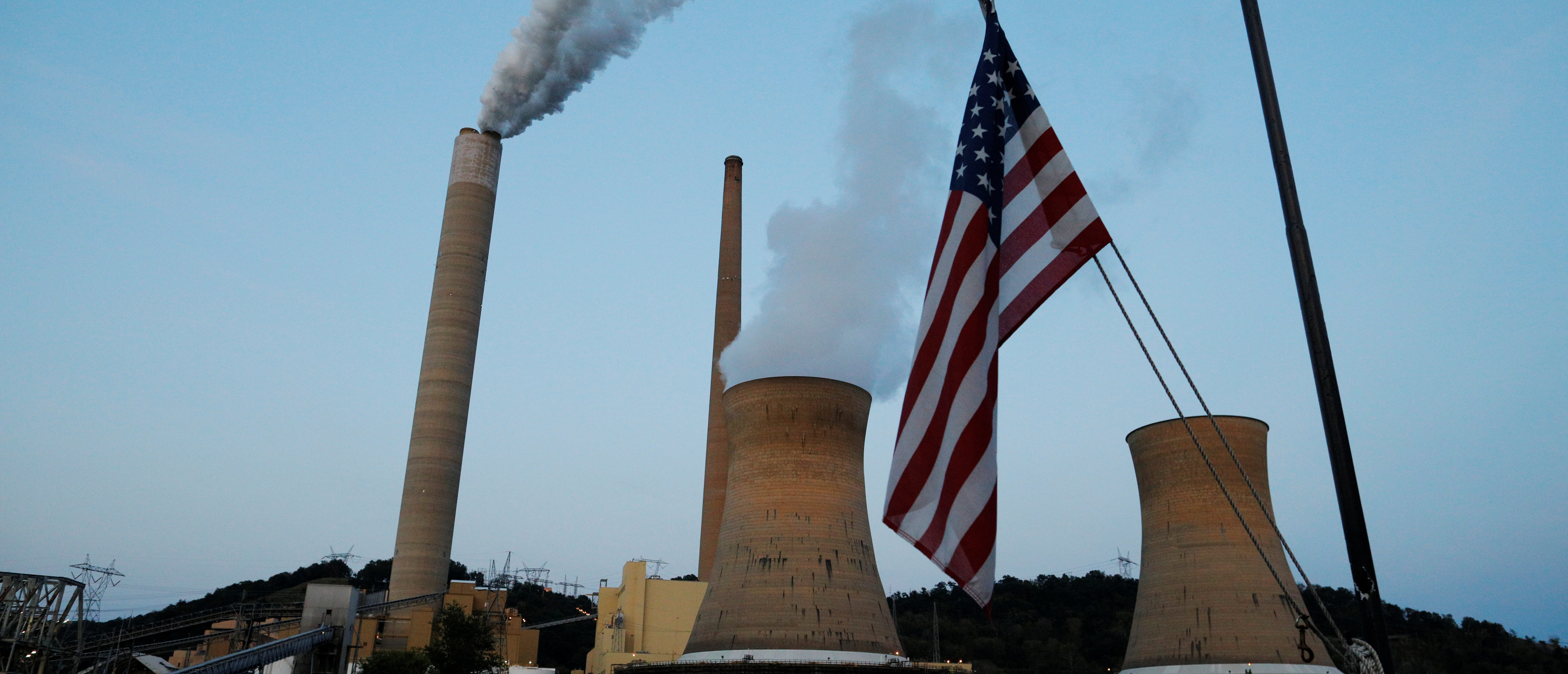 States Sue Trump Over Plans To Ding Obama-Era Environmental Regs, Triggering Legal Fight