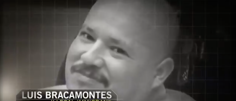 Luis Bracamontes (Trump Campaign Ad Screenshot)