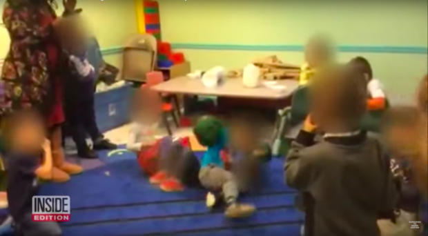 Mom Sues Over Toddler 'Fight Club' at Missouri Day Care/ Inside Edition/ YouTube