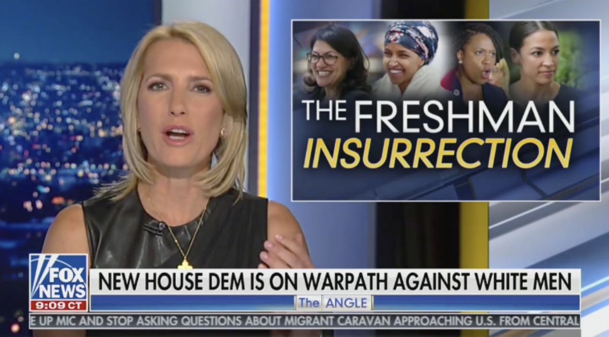 Laura Ingraham Rips Incoming Far-Left Congresswomen For Stance On Israel-Palestinian Conflict