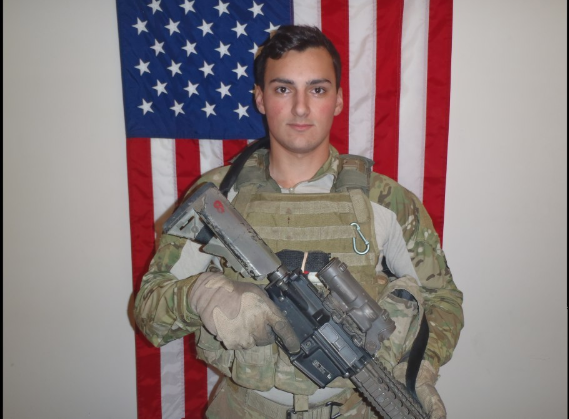 Sgt. Leandro Jasso, 25, died Nov. 24, 2018, from wounds sustained while engaging enemy forces in Afghanistan. (United States Army)