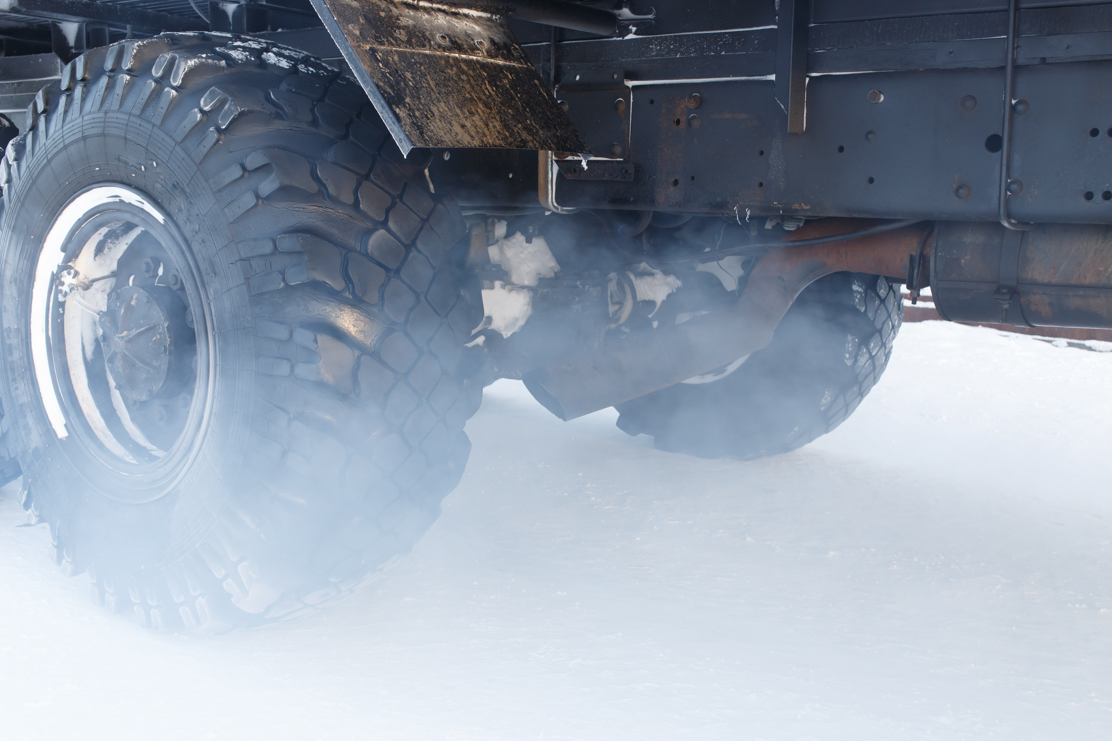 Tailpipe Emissions. Shutterstock