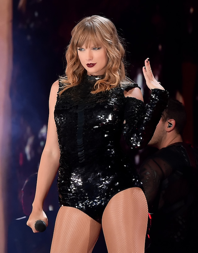 Taylor Swift performs onstage during opening night of her 2018 Reputation Stadium Tour at University of Phoenix Stadium on May 8, 2018 in Glendale, Arizona. (Photo by Kevin Winter/Getty Images for TAS)