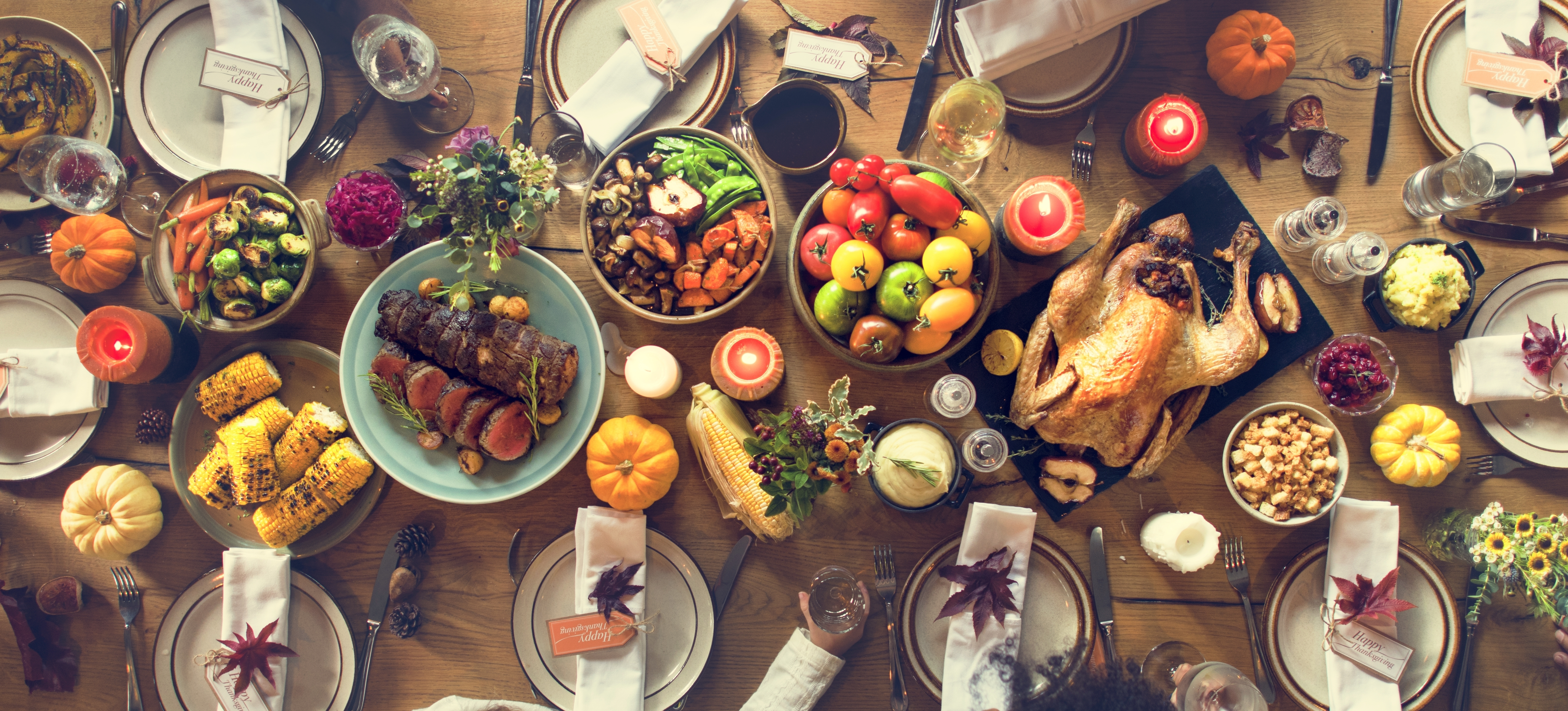 Thanksgiving Celebration - ShutterStock - By Rawpixel.com