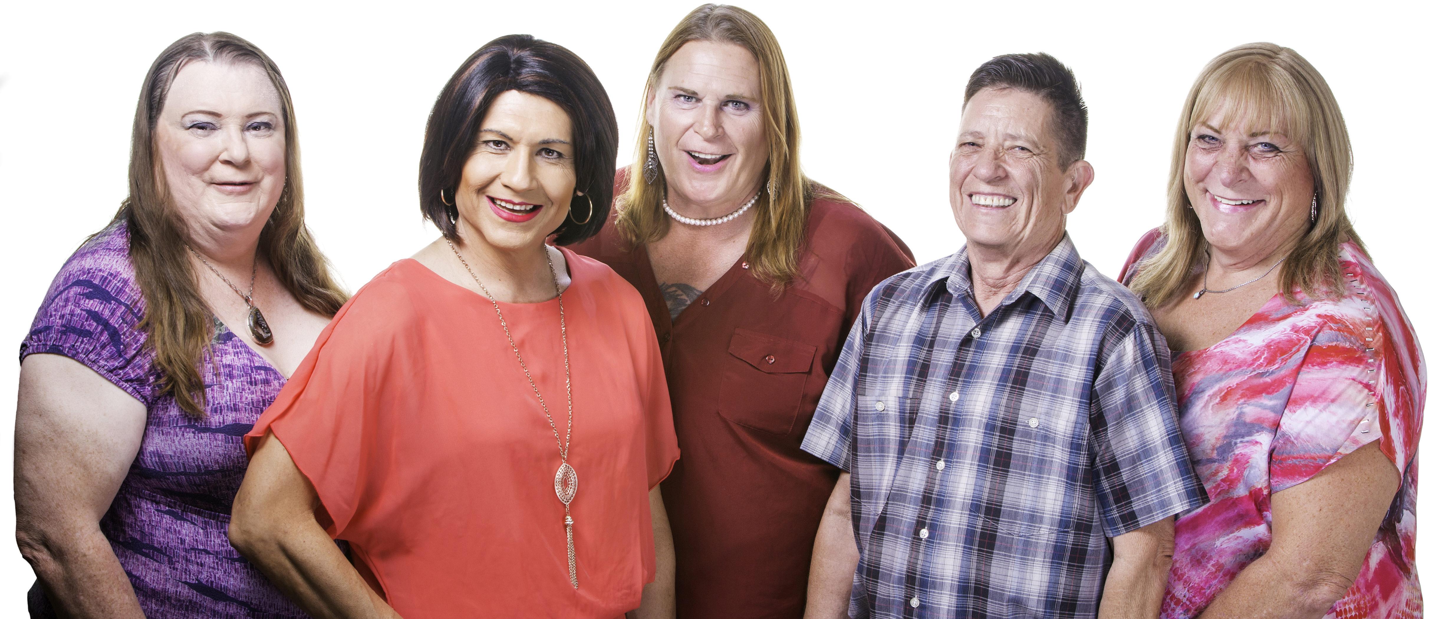 Transgender Adults (Shutterstock/Creatista)
