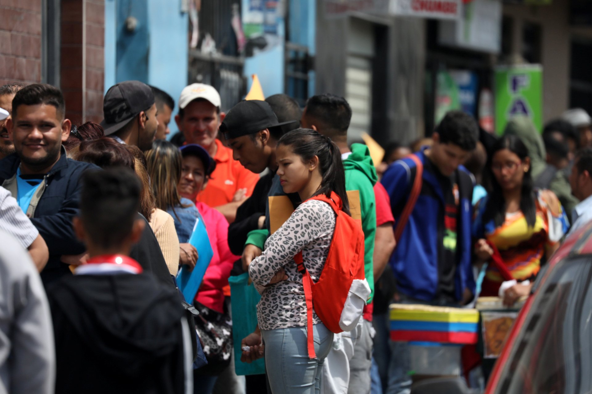 Venezuelan Refugees Are Bringing Deadly Diseases To The ...