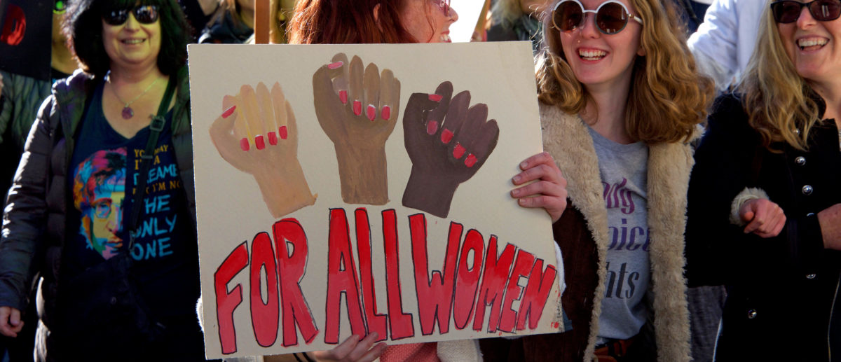 A number of groups that advocate for reproductive rights and equality for all women have stayed silent following allegations that Planned Parenthood mistreats and discriminates against pregnant women. (Shutterstock/Sheila Fitzgerald)