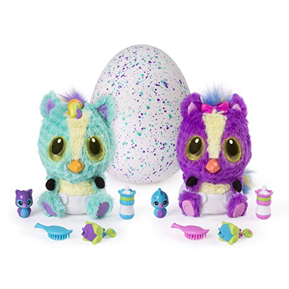 Normally $60, HatchiBabies are 33 percent off (Photo via Amazon)