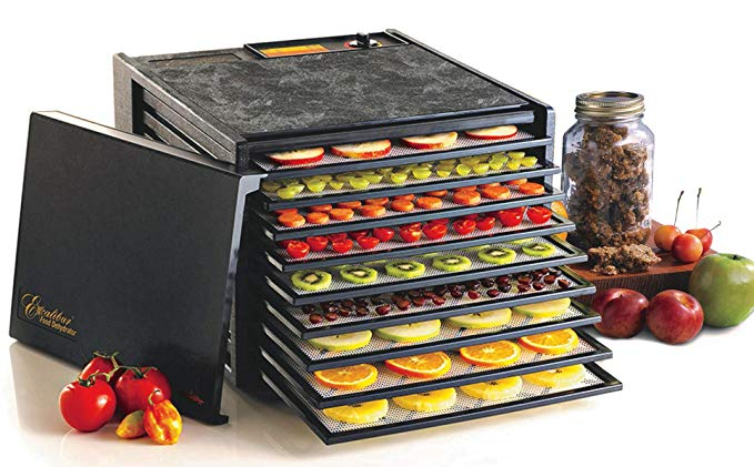 Normally $295, this food dehydrator is 35 percent off today (Photo via Amazon)