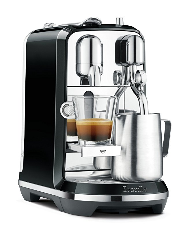 Normally $500, this espresso maker is 55 percent off today (Photo via Amazon)