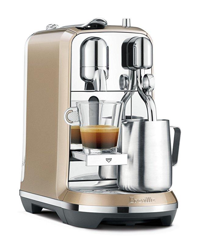 Normally $500, this espresso machine is 55 percent off today (Photo via Amazon)