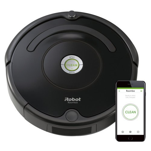 Normally $300, the Roomba 675 is 33 percent off (Photo via Amazon)
